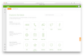 Zendesk home screen