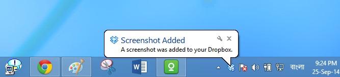 dropbox Screenshot com