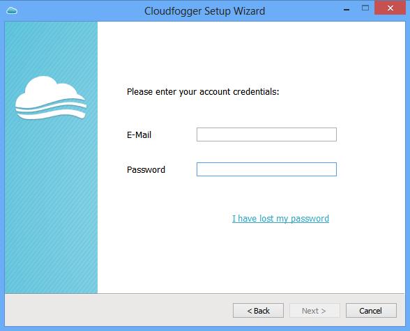 cloudfoger login 2