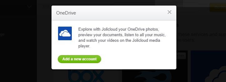 jolidrive onedrivre add