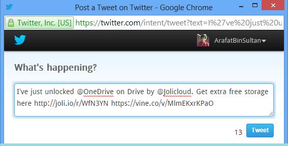 jolidrive tweet
