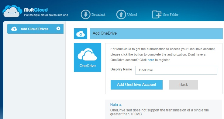 multcloud cloud add 2 2