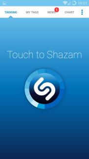 Shazam Main