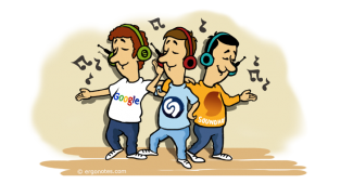 Shazam, Soundhound And Google Search Music Identification Comparison