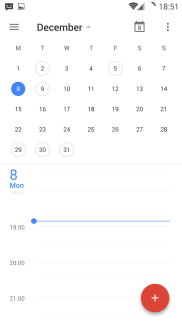 Month view