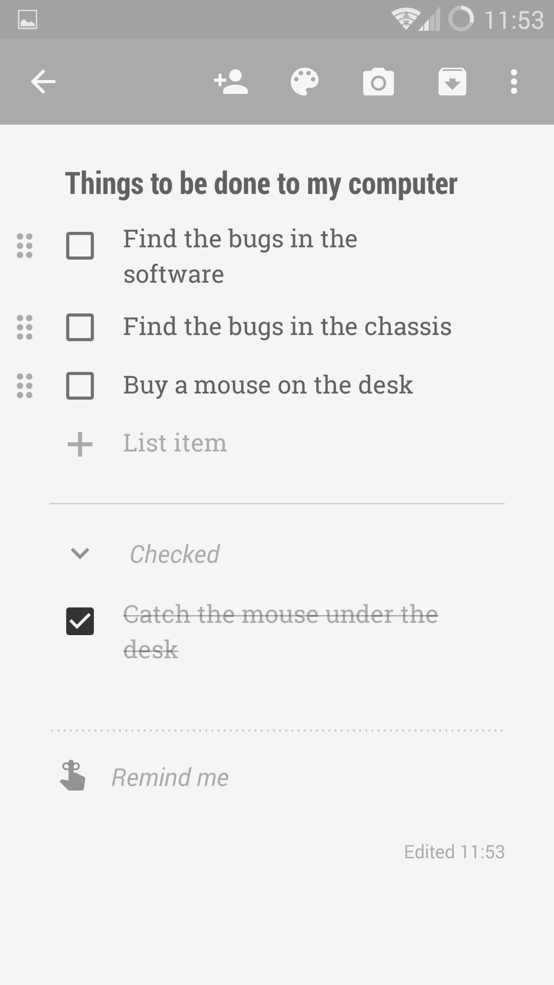 Google Keep vs Evernote Android Application Comparison
