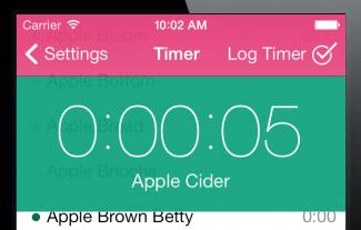 iOS Status bar