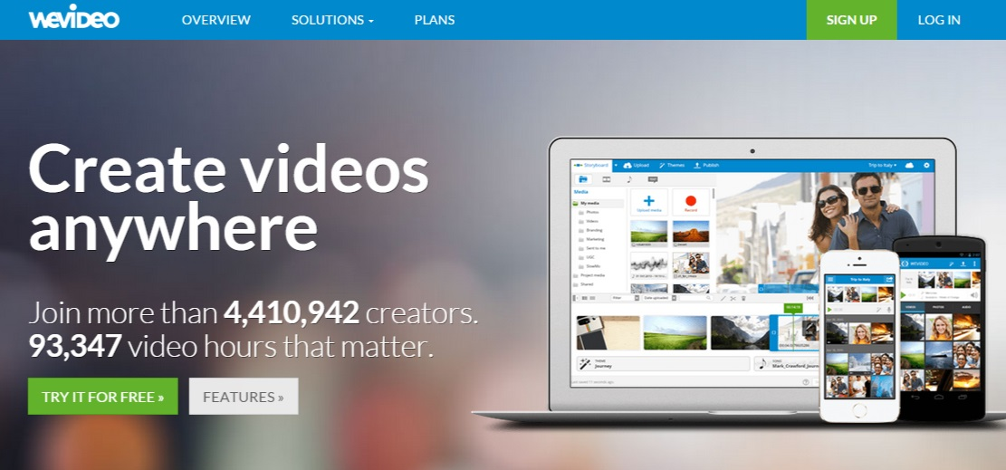 5 Free Online Video Editors
