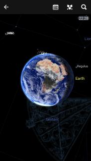 Star chart 3D explore