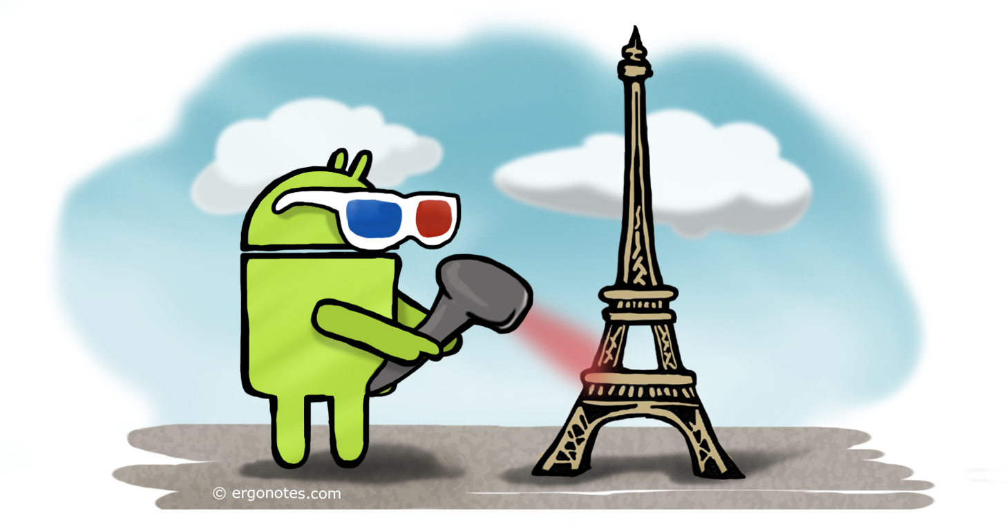Augmented Reality Apps: Google Goggles Review