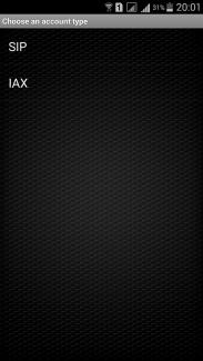SIP and IAX