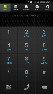 VoIP telephone dial