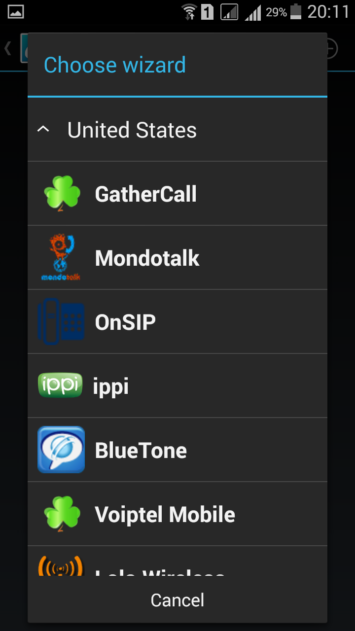 Review of Free SIP Clients for Android