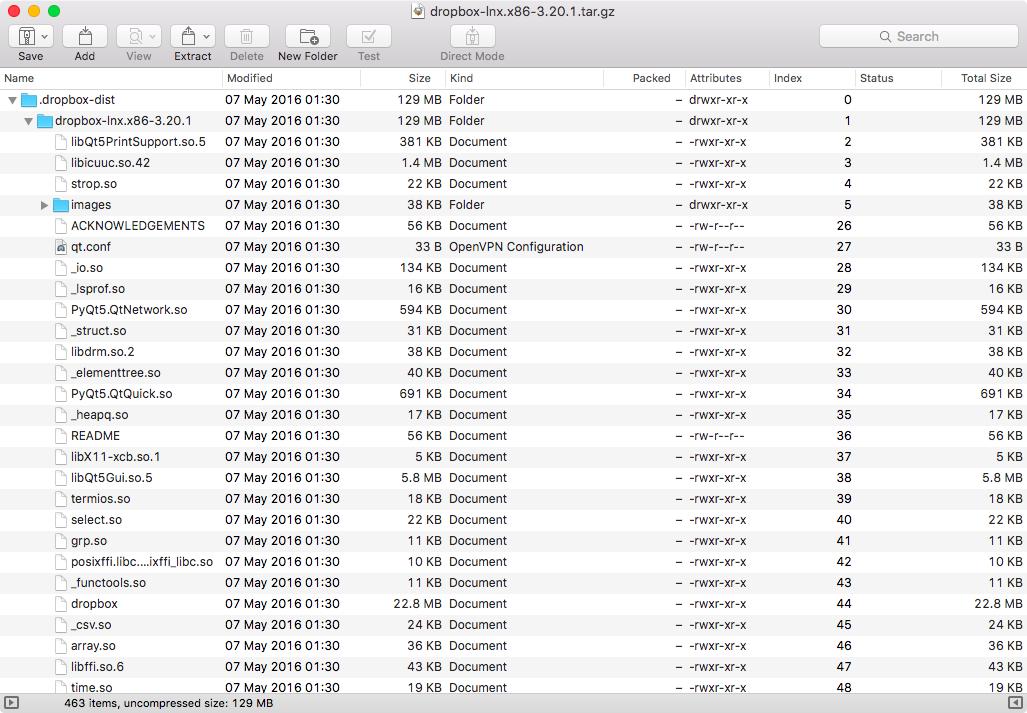 BetterZip - Only Robust Archiver for Mac