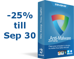 zemana antimalware discount coupon