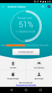 android phone boost