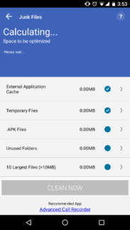 junk files android cleaner