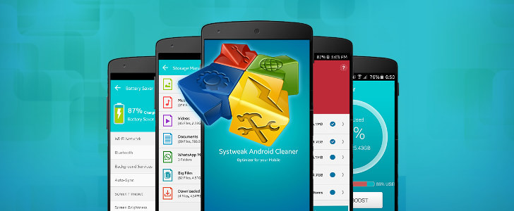 Systweak Android Cleaner: One of The Best Android Cleaner of All Time