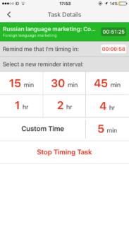 timedocotor iphone app