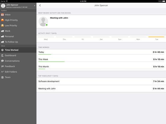timedoctor ipad app