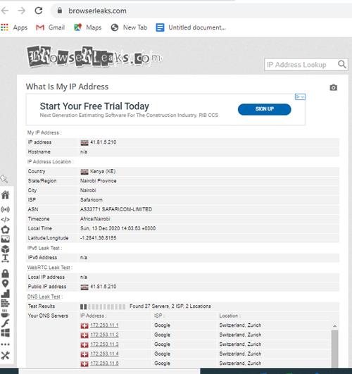 Browserleaks.com