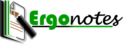 Ergonotes | Software Reviews