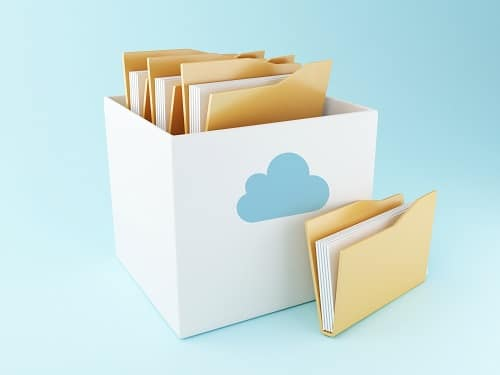 Back-Up Your Files